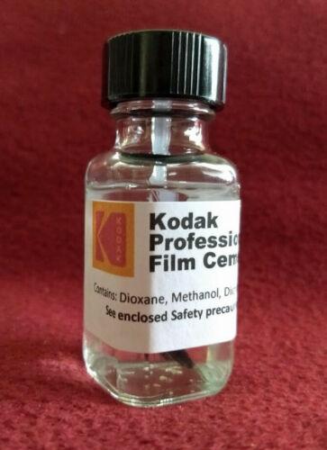 KODAK PROFESSIONAL GRADE FILM CEMENT (LOWEST PRICE / SECURE SHIPPING!)