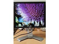 """Dell 17"""" LCD monitor PC / Laptop / CCTV Security Camera **FREE DELIVERY**"""