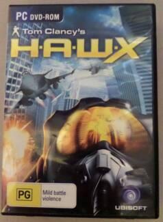 HAWX jet fighter simulator PC games