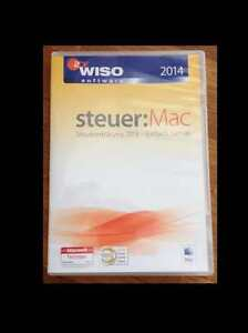 WISO Steuer MAC 2014 für die Steuererklärung 2013 WISO Sparbuch für MAC
