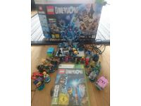 Lego Dimesions + characters + vehicles - XBox 360