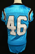 Carolina Panthers Game Used Jersey