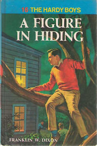 The hardy boys - #16 - a figure in hiding