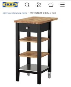 NEW Ikea Stenstorp Kitchen Cart