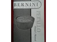 WATER FOUNTAIN - BERNINI PETALLO