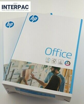 HP OFFICE A4 WHITE COPIER PRINTER PAPER 80GSM HOME OR OFFICE
