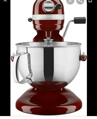 KitchenAid Professional 600 KP26M1XGC Stand Mixer 6QT GLOSS CHERRY NEW SEALED!!