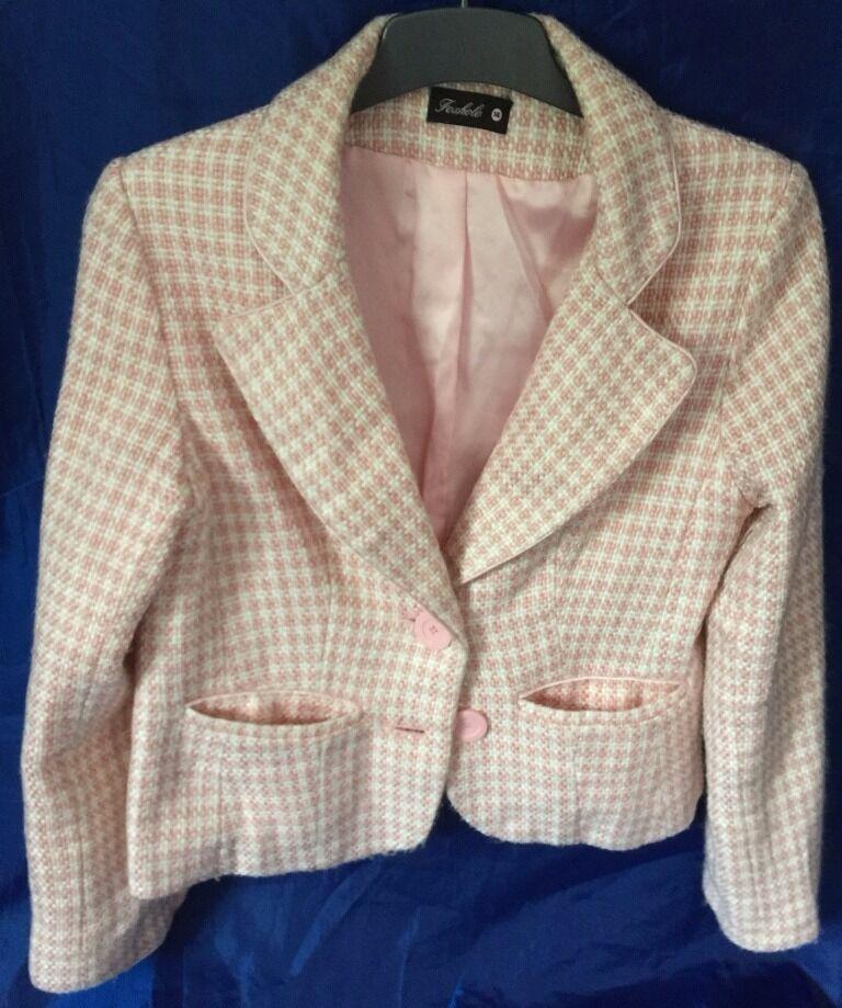 Ladies Pale Pink Jacket | in Wantage, Oxfordshire | Gumtree