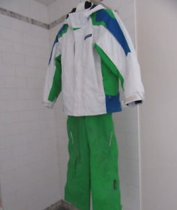 ** Karbon Junior/Kid's/Boys Ski Jacket and SnowPants, size 10 **