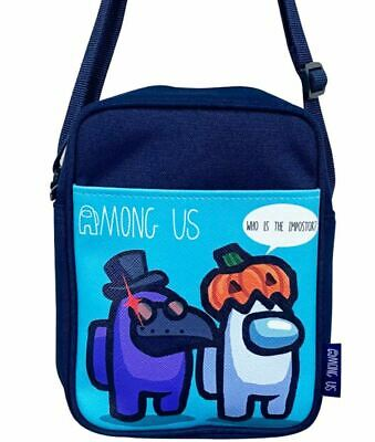 AMONG US Mint Halloween Square Crossbody Bag Shoulder bag Kids Gift Cute design