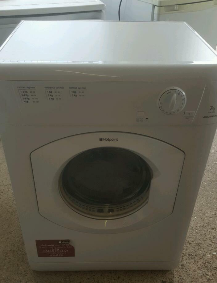 Hotpoint vented dryer free deliveryin Leicester, LeicestershireGumtree - free delivery in Leicestershire 90 days warranty on all appliances free fitting excluding cookerstakeaway old appliance excluding fridge freezers get it delivered today call now on 07498550830 or 01162252856 or you can visit the store