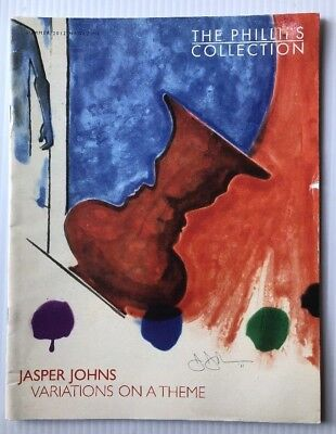 THE PHILLIPS COLLECTION Summer 2012 Magazine JASPER JOHNS VARIATIONS ON A THEME Summer 2012 Collection