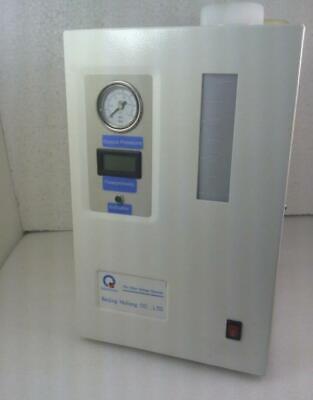 High Purity Hydrogen Gas Generator H2 0-500ml Pem Electrolyzer 110220v Ax