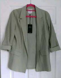 Next tailored jacket size 8 brand new £50