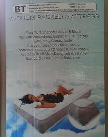 VACUUM PACKED MATTRESS - 3 FOOT/90CM