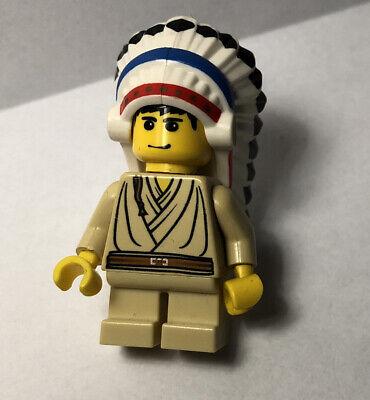 Lego Figur Kleiner Junge Indianer Kostüm - Kleiner Junge Kostüme