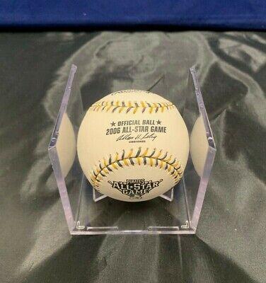 2006 All Star Game Pittsburgh Rawlings Baseballs ()