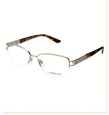 Versace VE1220-B Womens Glasses Gold