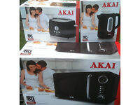 AKAI TRIPLE KITCHEN PACKAGE - BLACK