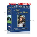 Anne of Green Gables Trilogy Box Set (DVD) The Collection FREE SHIPPING 3-Disc