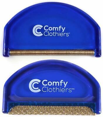 Sweater & Cashmere Comb Combo Pack - Remove Bobbles and Fluff from Fabrics