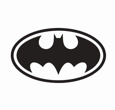 Batman Vinyl Die Cut Car Decal Sticker - FREE SHIPPING