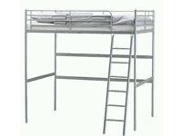 Bunk (loft) double bed