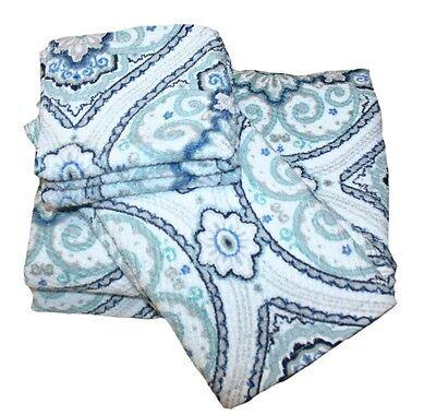 Artisan 100% Cotton Bath Towel Set, 6pcs (Color: Gray, Blue, Navy, White)