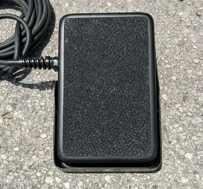 Tig Welding Foot Pedal - 8 Pin Connector - Great Overall Condition