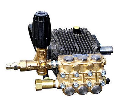 Pressure Washer Pump - Plumbed - Ar Rk15.28hn - 3.96 Gpm - 4000 Psi - Vrt3-310ez