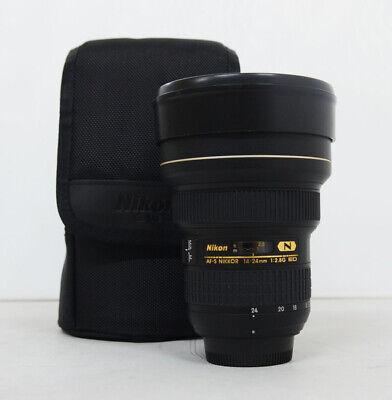 Nikon AF-S NIKKOR 14-24mm F/2.8G Ultra Wide Angle Zoom Lens