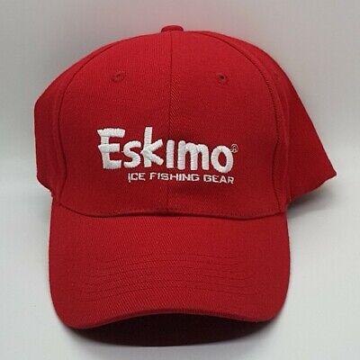 Eskimo Ice Fishing Gear Baseball Dad Hat Cap