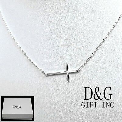 DG Sterling Silver-925-Cross Pendant  16