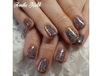Qualified mobile nail technician Southampton