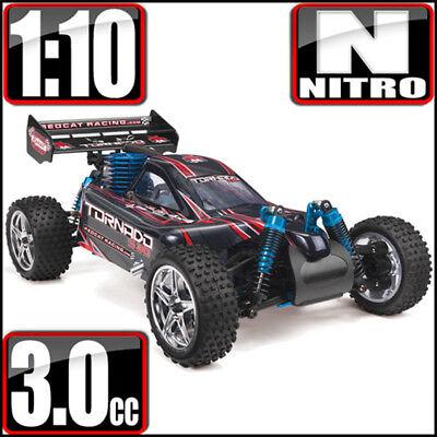 Redcat Racing Tornado S30 1/10 Scale RTR Nitro Buggy RC Car