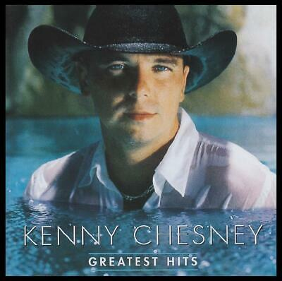 KENNY CHESNEY - GREATEST HITS CD ~ BEST OF