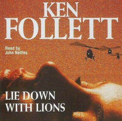 Ken Follett - Lie Down With Lions (3xCD A/Book 2003)