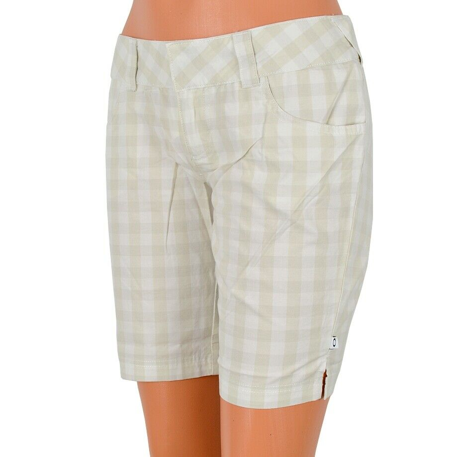Oakley The Most Shorts Hose Pant Bermuda Freizeit Wandern Sport Damen  Gr.36/38