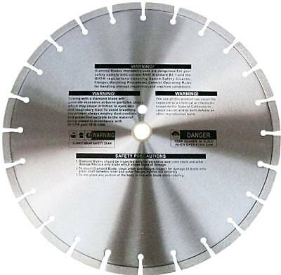 14 Diamond Blade Cured Concrete Hand Saw Walk Behind Saw 20 Pack
