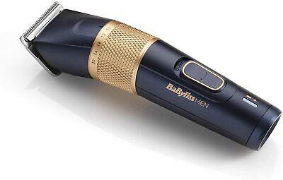 BaByliss MEN E986E Cortapelos Profesional Lithium Power Cuchillas XL 45mm 160 m