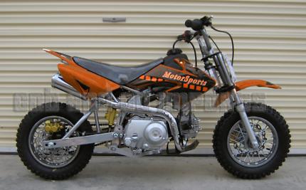 Kids Dirt Bike for Sale 50cc 4 Stroke