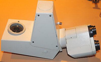 Zeiss 45 29 30 Microscope Trinocular Head For Axioscope