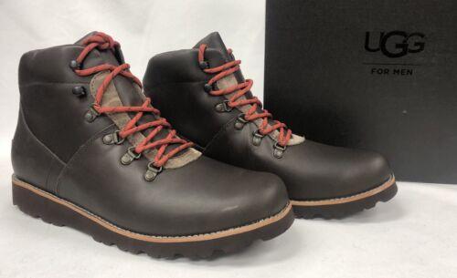 Ugg Australia Hafstein Slate Men's Waterproof Ankle Boots Sh
