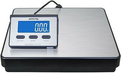 Accuteck A-bc200 Digital Heavy Duty Shipping Postal Scale