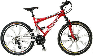 NEW! Schwinn Protocol 1.0 Men's Dual-Suspension Mountain Bike (26-Inch Wheels)