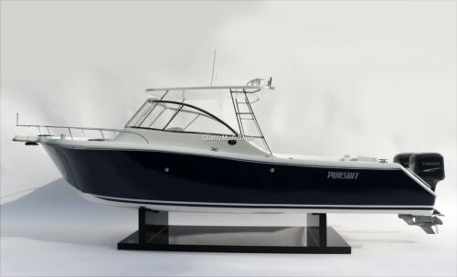 Pursuit 2670 Denali LS Handcrafted Display Model Yacht