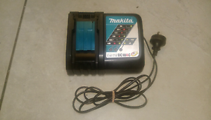 Makita 18 volt rapid charger lithium ion lxt brushless St Marys Penrith Area Preview