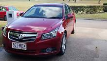 2010 Holden Cruze Sedan Townsville City Preview
