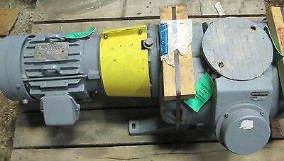 Ruvac Leybold Vacuum Pump Wau 1000 89537-1 1180150003m Mfg Remanufactured