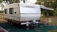 1988 Viscount family caravan Kalamunda Kalamunda Area Preview